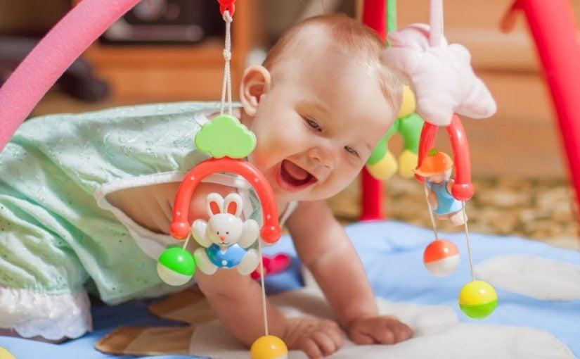 Idéer til legetøj der kan gives som dåbsgave